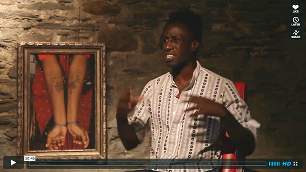 In Conversation with Saul Williams